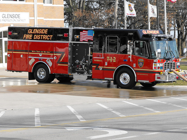 DuPage County Illinois Fire Apparatus