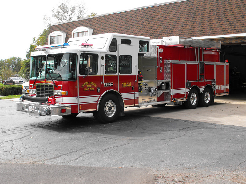 McHenry County Illinois Fire Appartus