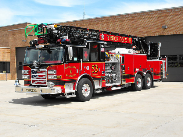 Lake County Illinois Fire Appartas